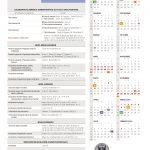 Calendario UANL 2017